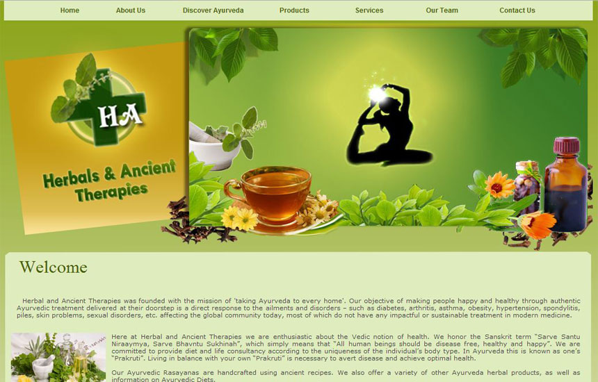 Herbal and Ancient Therapies