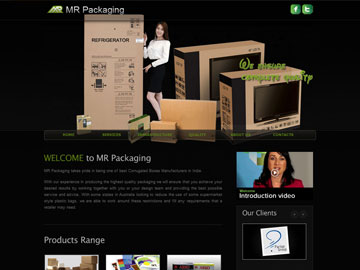 M R PACKAGING