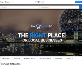 SHOPLOCALLYBC.CA